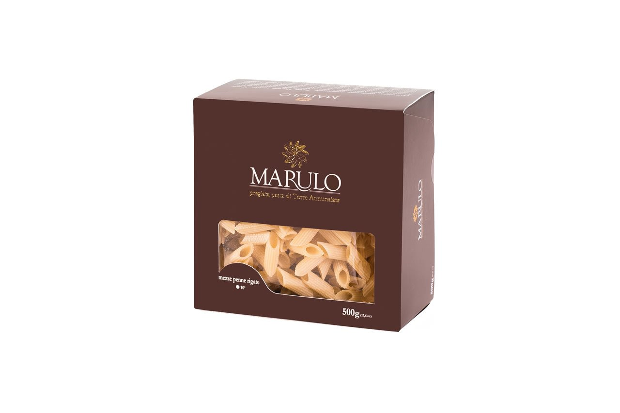 Mezze Penne Rigate Marulo