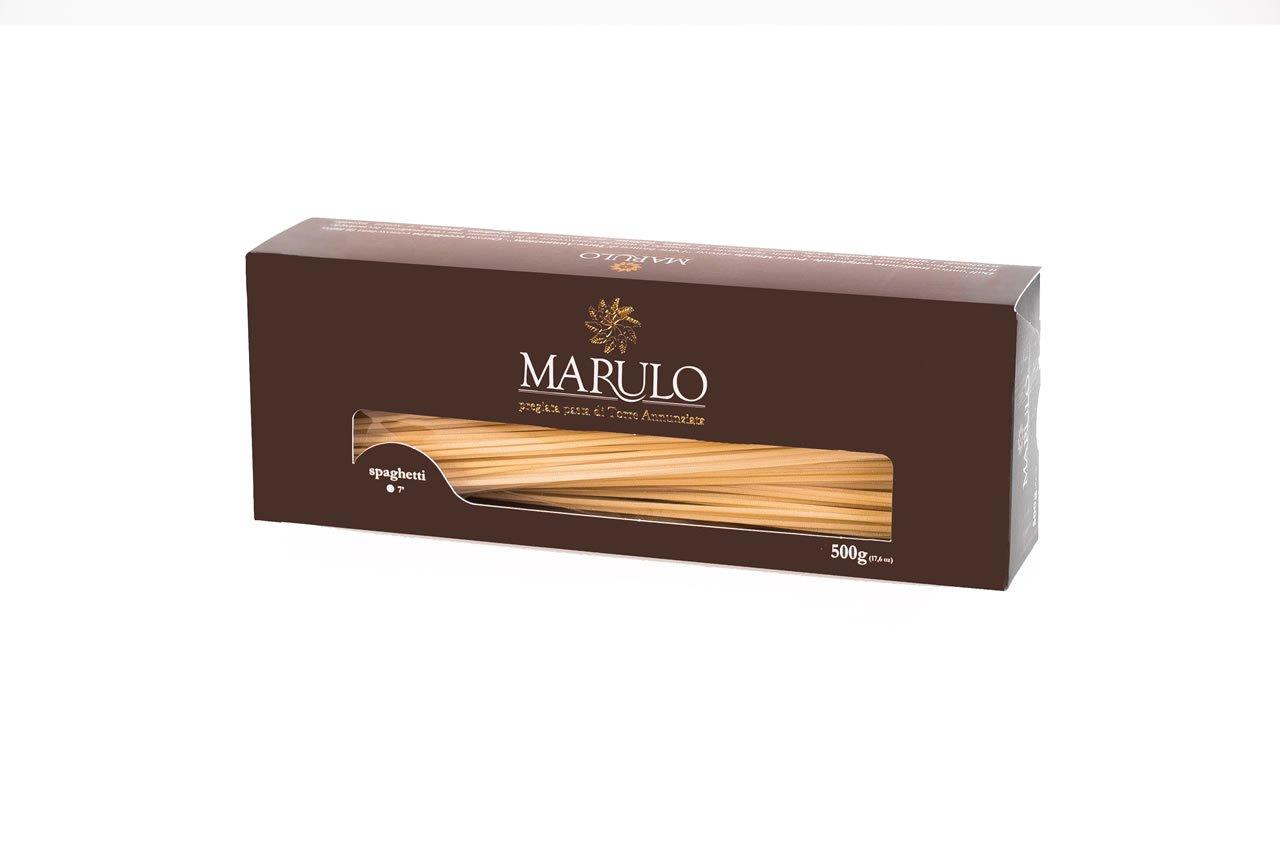 Spaghetti Oplontini Marulo