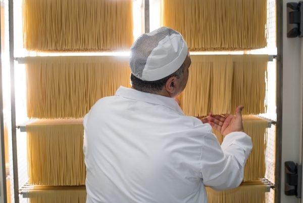 La Lavorazione della Pasta Marulo